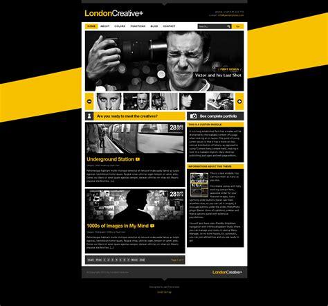 wp themes london london creative jawtemplates wordpress templates