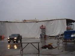 boat shrink wrap buffalo ny disaster site shrink wrap storm damage recovery zap