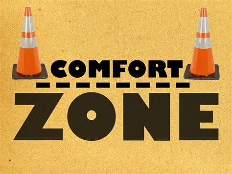 with comfort what is a comfort zone underdog business strategies
