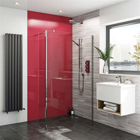Bathroom Plastic Wall Covering - bathroom acrylic wall panels victoriaplum