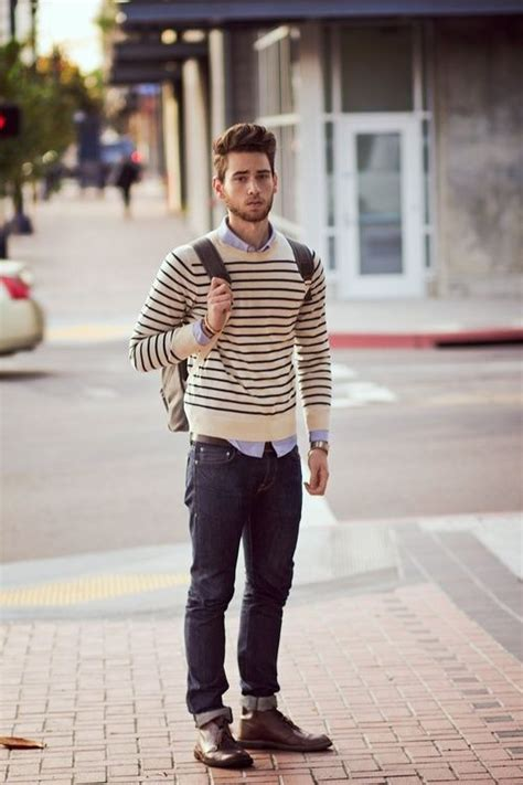 well dress with jacket good hairstyle for a long face 15 cute outfits for university guys hairstyles and dressing