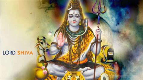 desktop wallpaper hd lord shiva shiva lord wallpapers desktop hd wallpapers