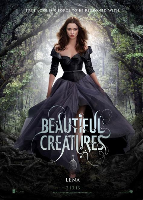 beautiful movie beautiful creatures character posters