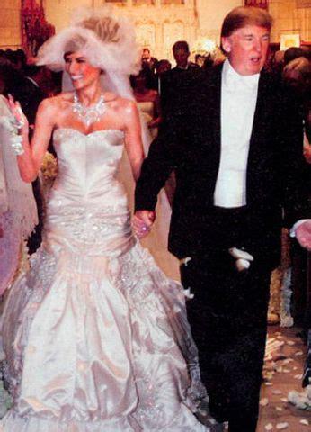 donald trump melania wedding 57 best images about celebrity weddings on pinterest