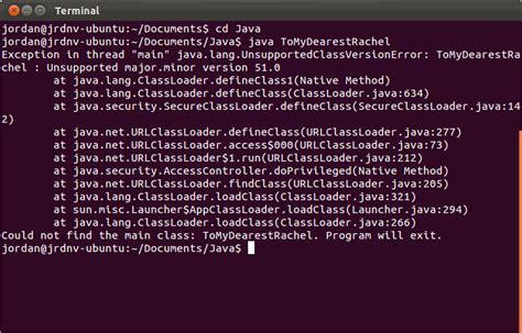 tutorial ubuntu command line command line how to get the java compiler for ubuntu