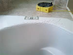 How To Fix A Cracked Fiberglass Bathtub Ct Bathtub Refinishing Tub Reglazing Fiberglass Repair