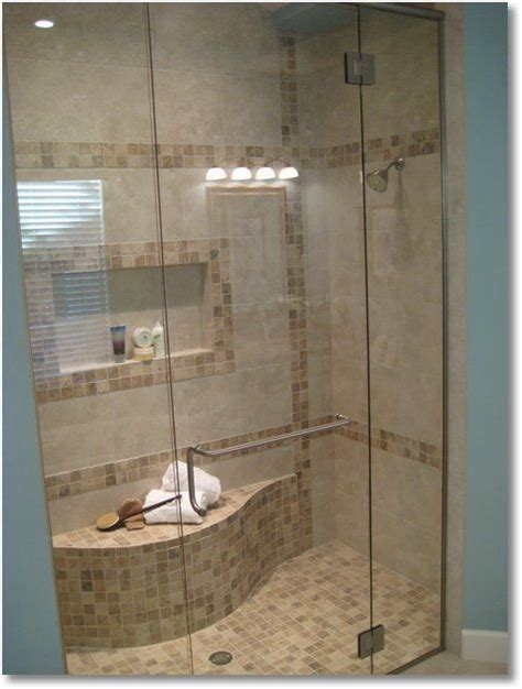 Shower Stalls With Seat by 17 Best Showers Images On