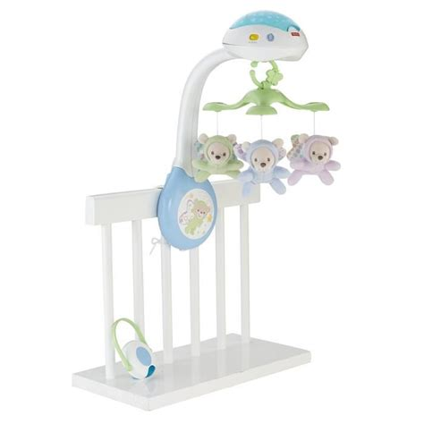 mobile prise fisher price mobile doux r 234 ves papillons blanc achat