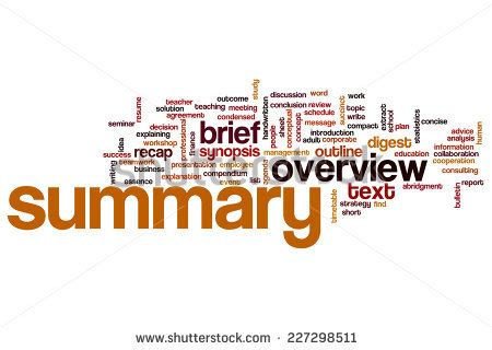 review writing a summary lessons tes teach