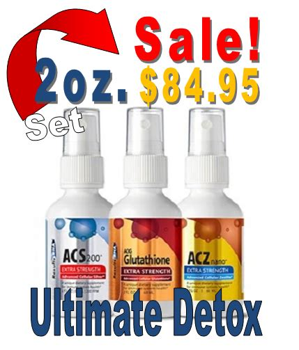 Advanced Detox Solutions Ultimate Cleanser 32 Oz by Ultimate Detox