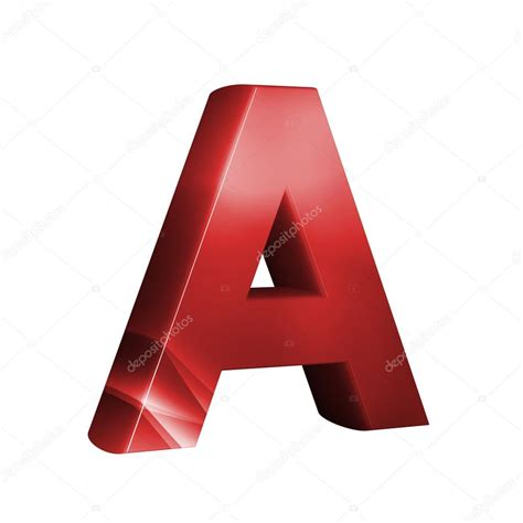beautiful 3d font letter a stock photo 169 froemic