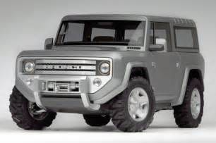 2015 Ford Bronco Release Date 2016 Ford Bronco Concept 2015 2016 Car Reviews