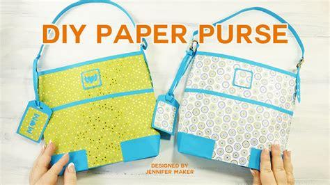 tutorial membungkus kado paper bag diy designer paper purse tutorial great gift bag youtube