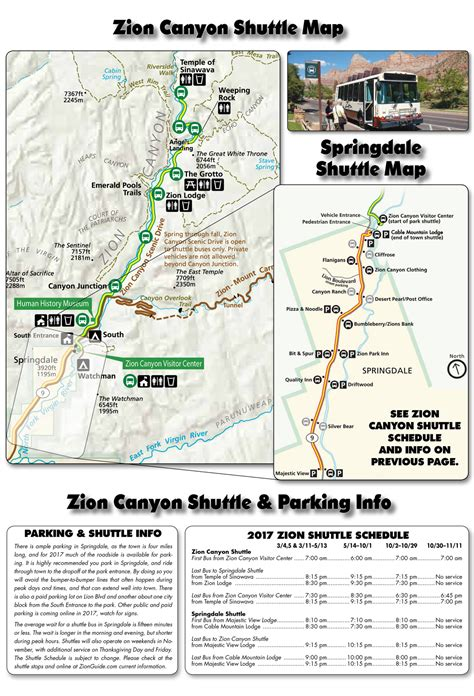 zion park map 100 utah national park map trail map of arches national