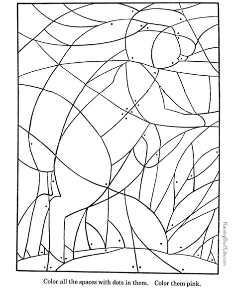 Free Coloring Pages Of Hidden Puzzle Pictures Free Coloring Pages And Puzzles