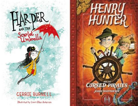 harper and the scarlet chapter book adventures for kids