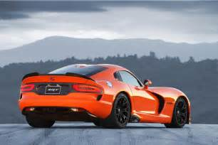 the 2014 dodge viper srt is faster than chapman