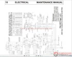 kenworth wiring diagrams t4 t6 t9 conventional models auto repair manual forum heavy