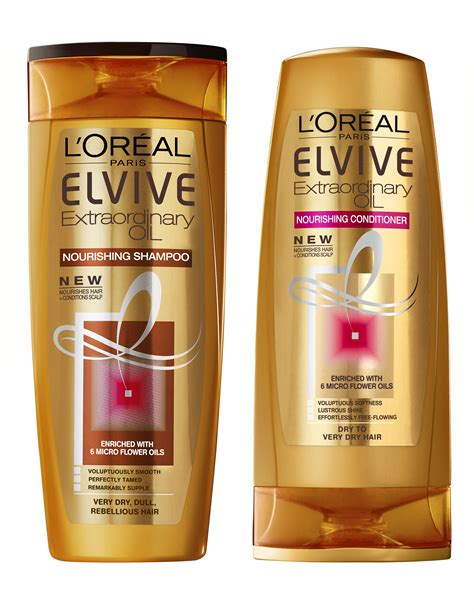 L Oreal Extraordinary loreal elvive extraordinary be beautiful
