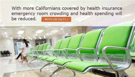 Does Medi Cal Cover Emergency Room Visits by Does Health Coverage For More Californians Make Emergency