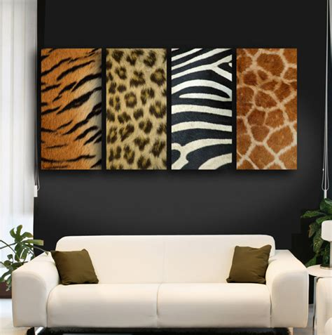 Animal Print Living Room Decor | animal print living room decorating ideas home designs