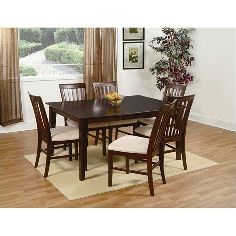 Shaker Dining Table And Chairs Shaker Dining Table In Antique Walnut Shaker Dt Aw