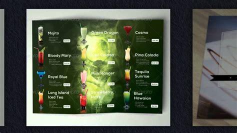Word Vorlage Cocktailkarte Speisekarten Vorlagen Restaurant Speisekarten Erstellen Und Gestalten
