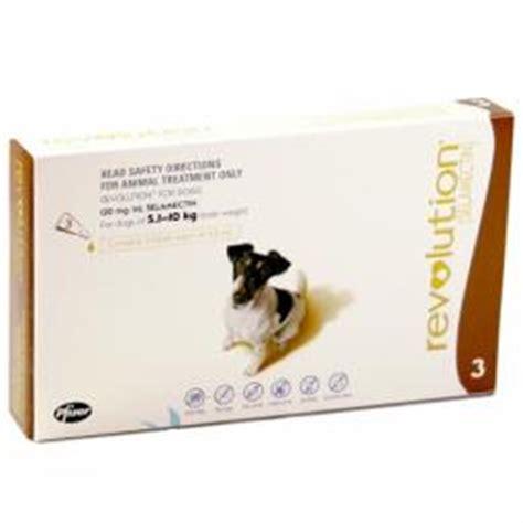 revolution for dogs 11 20 lbs revolution for dogs 11 20 lbs brown 6 58 15 heartworm preventatives