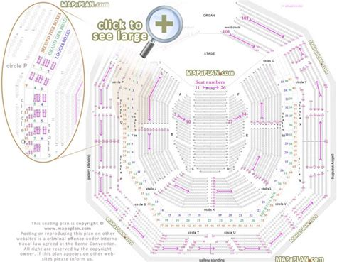ta dome concert seating 9 best images about royal albert seating plan on