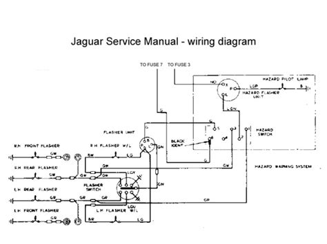 jaguar e type series 1 wiring diagram e free
