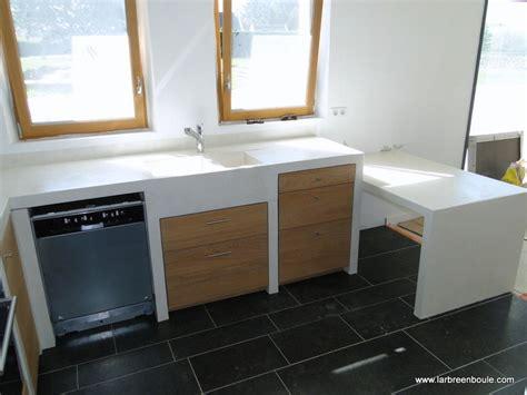 construire meuble cuisine construire meubles cuisine beton cellulaire meuble cuisine