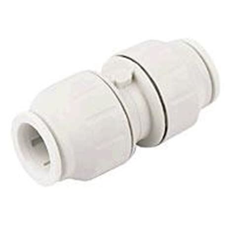 how to use push fit fittings joining pipes plumbing