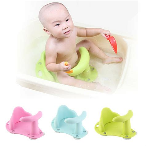 tub seat for baby new baby bath tub ring seat infant child toddler anti