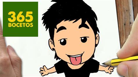 imagenes de cd9 kawaii o caricatura como dibujar sebastian villalobos kawaii paso a paso