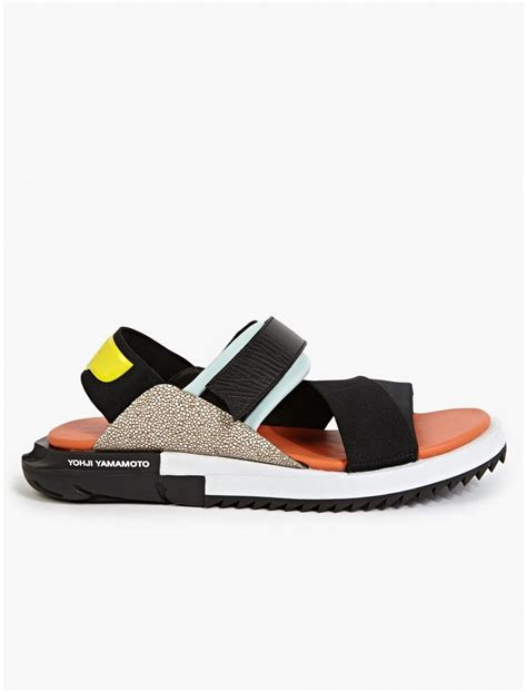 y 3 mens kaohe sandals ss15 things that count shoes dress sandals fashion shoes