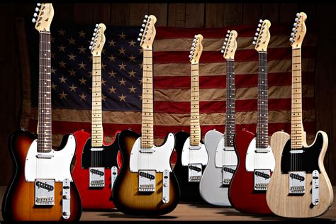 Fender American Standard Tele Maple 2 Color Sunbur fender american standard telecaster 2 color sunburst maple