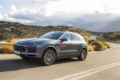 Test Porsche Cayenne by Test Drive δοκιμάζουμε την νέα Porsche Cayenne S στην
