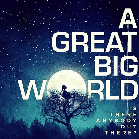 a great big world is there anybody out there album review