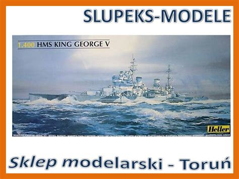 George Snapy heller 81088 hms king george v 1 400