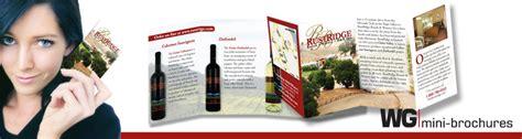mini brochure template wg mini brochures downloadable templates