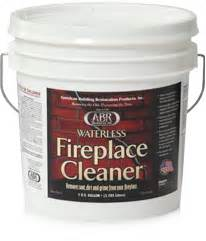 Fireplace Cleaner Log by Home Logfinish