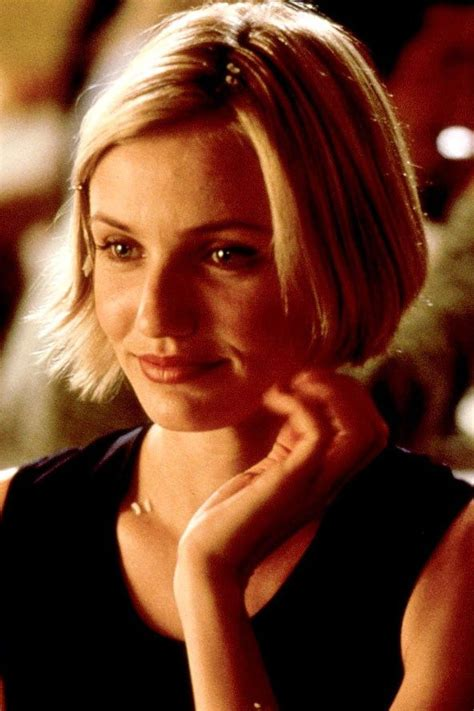 camerson diaz haircut in other cameron diaz there s something about mary hair