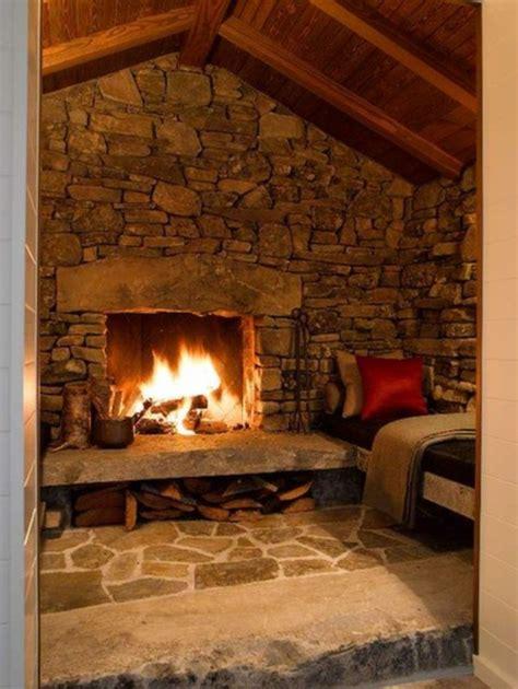 kamin rustikal wohnzimmer mit kamin gestalten sind sie pro oder contra