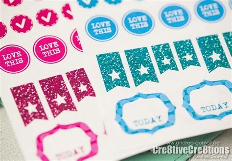 make printable stickers online print and cut files to create fun diy stickers 187 cre8tive