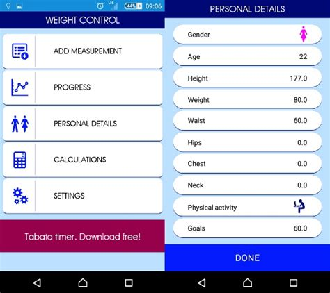 android tracking app the best android weight loss tracking apps