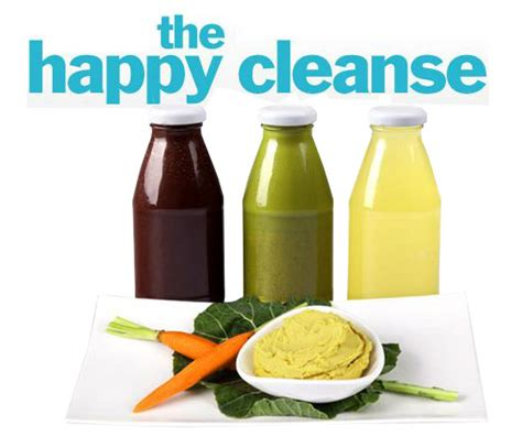 Happy Detox by Juice Food The Happy Cleanse From Bliss Joulebody