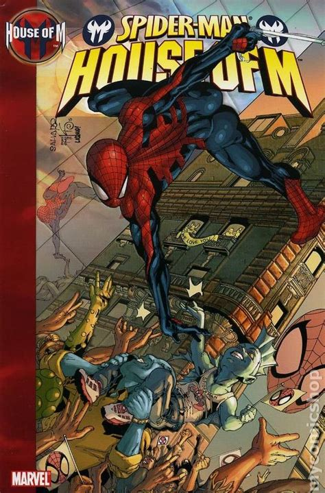 house of m tpb 2006 marvel comic books house of m spider man tpb 2006 marvel comic books