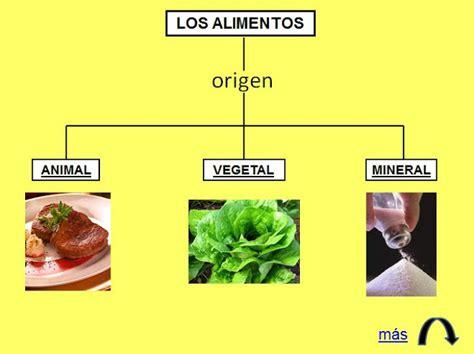 imagenes de origen animal vegetal y mineral aprender es divertido 1 186 y 2 186 origen animal vegetal y