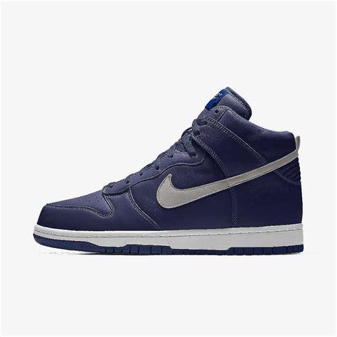 sneaker id nike dunk high id shoe nike
