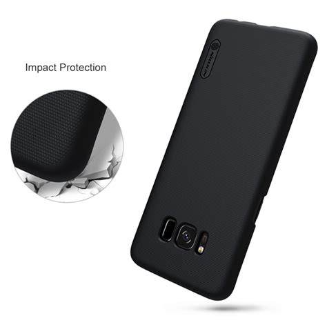 Nilkin Hardcase Frosted Shield For Samsung S7 New nillkin frosted shield samsung galaxy s8 black